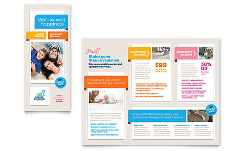 Free Brochure Templates – Advertising Brochure Template
