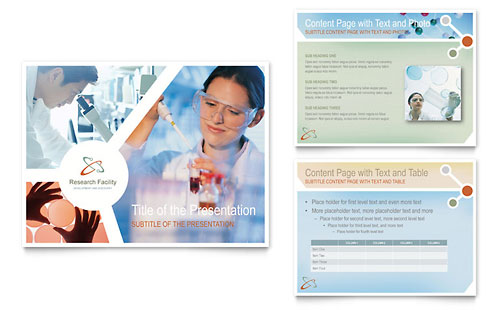 Medical Research PowerPoint Presentation Template