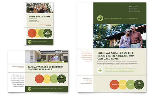 Mortgage Broker - Flyer & Ad Template