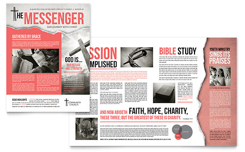 Newsletter Templates InDesign Illustrator Publisher Word – Free Templates for Newsletters in Microsoft Word