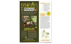 Farmers Market - Flyer