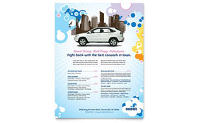 Car Wash - Flyer