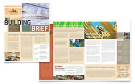 Home Builders & Construction - Newsletter
