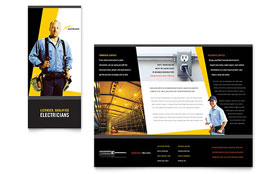 Electrician - Brochure