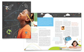 Education Foundation & School - Brochure