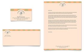 Catering Company - Business Card & Letterhead