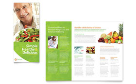 Nutritionist & Dietitian - Brochure