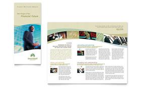 tri fold brochure template indesign cs6 - illustrator templates brochures flyers stocklayouts