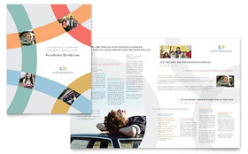 Car Insurance Company - Brochure