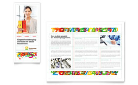 Bookkeeping Services - Brochure