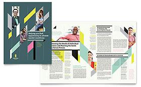 Personal Finance - Brochure Template
