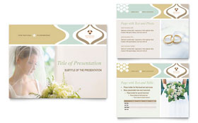 Wedding Store & Supplies - PowerPoint Presentation