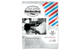 Barbershop - Flyer