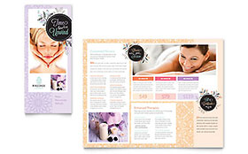 Massage - Brochure Template