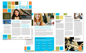 Arts Council & Education - Newsletter Template