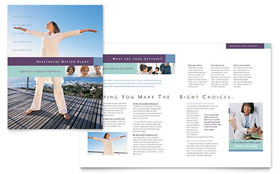 Medical Insurance Company - Brochure