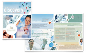 Medical Research - Brochure