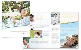 Medical Clinic - Brochure