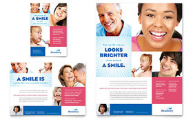 Family Dentistry - Flyer & Ad Template