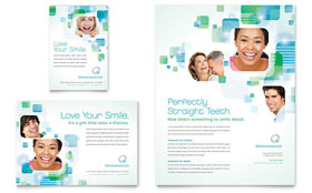 Orthodontist - Flyer & Ad