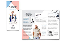 Home Medical Equipment - Brochure Template