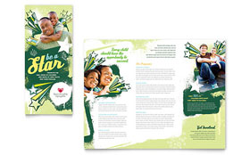 Child Advocates - Tri Fold Brochure