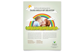 Foster Care & Adoption - Flyer