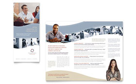 Marketing Consulting Group - Tri Fold Brochure