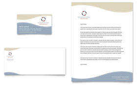 Marketing Consulting Group - Letterhead Template