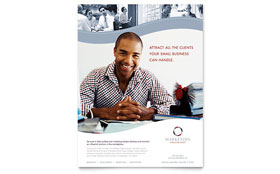 Marketing Consulting Group - Flyer