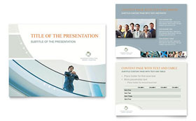 Business Consulting - PowerPoint Presentation Template