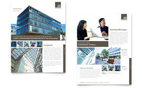 Architect - Datasheet Template