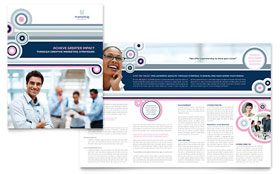 Marketing Agency - Brochure