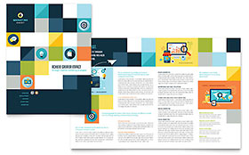 Advertising Company - Brochure Template