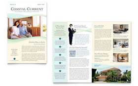 Coastal Real Estate - Newsletter Template