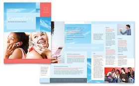 Communications Company - Brochure