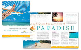 Travel Agency - Brochure Template