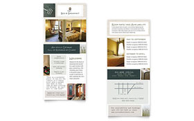 Bed & Breakfast Motel - Rack Card