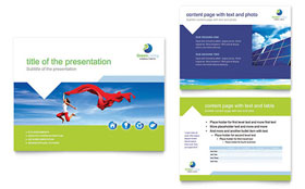 Green Living & Recycling - PowerPoint Presentation